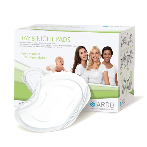ARDO Day and Night Pads 60 db