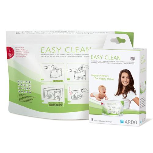 ARDO Easy Clean gőzfertőtlenítő tasak dobozzal